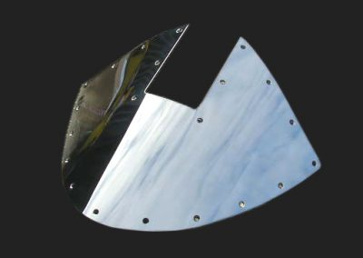 673526 Z4 BOW PLATE