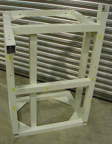 Air con frame